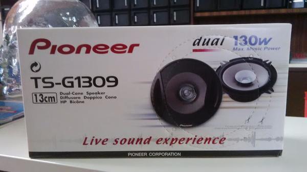 Gebraucht, 1x original Pioneer Lautsprecherboxen TS-G 1309 neu und ovp! gebraucht kaufen  85757 Karlsfeld