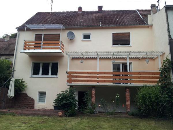 1 2 familienhaus in frankenstein pfalz kreis. Black Bedroom Furniture Sets. Home Design Ideas