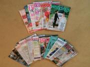 14 tolle Hochzeitsmagazine,