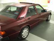 190E, Avangarde Rosso
