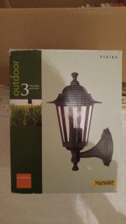 2 Außenlampen Leuchten