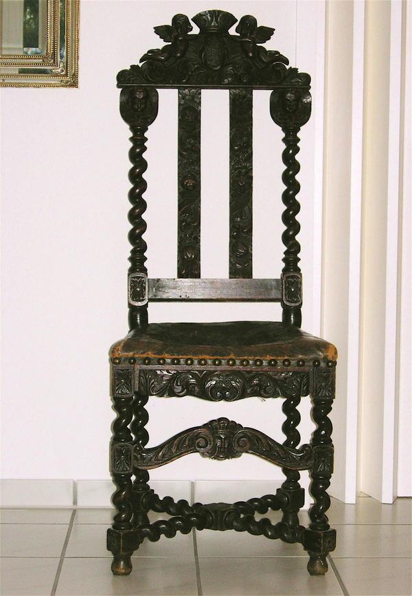 2 historismus st hle ca 1880 in m nchen sonstige. Black Bedroom Furniture Sets. Home Design Ideas