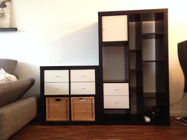ikea expedit neu und gebraucht kaufen bei. Black Bedroom Furniture Sets. Home Design Ideas