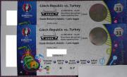 2 Tickets Tschechien -