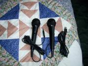 2 USB Mikrofone