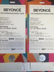 2 x Beyonce