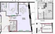 2 Zimmer-Terrassen-