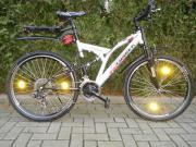 26er Mountainbike voll