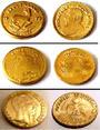 3 Münzen Krügerrand -
