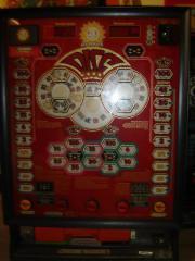 3 Spielautomaten an