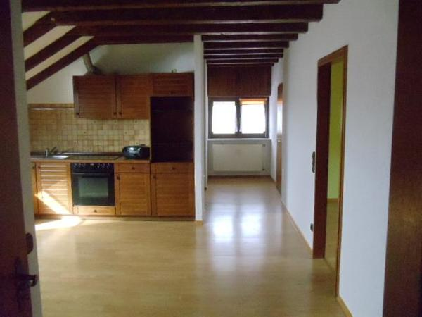 3 zimmer wohnung dachwohnung in weibersbrunn zu vermieten. Black Bedroom Furniture Sets. Home Design Ideas