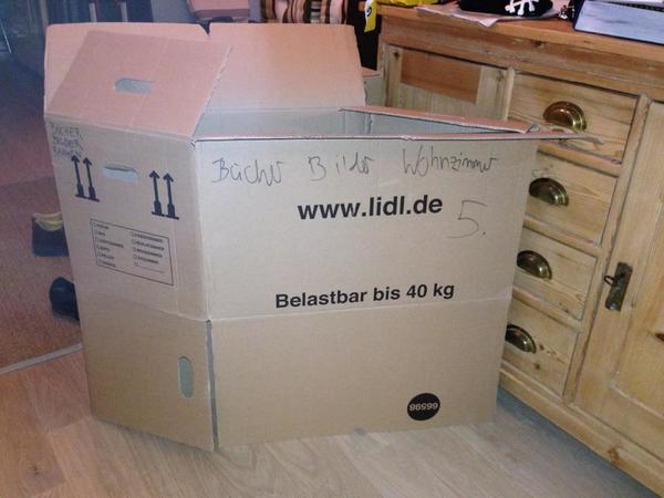 e umzugskartons kaufen gebraucht und g nstig. Black Bedroom Furniture Sets. Home Design Ideas