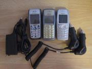 3x Nokia Handy`