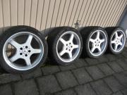 4 Mercedes AMG