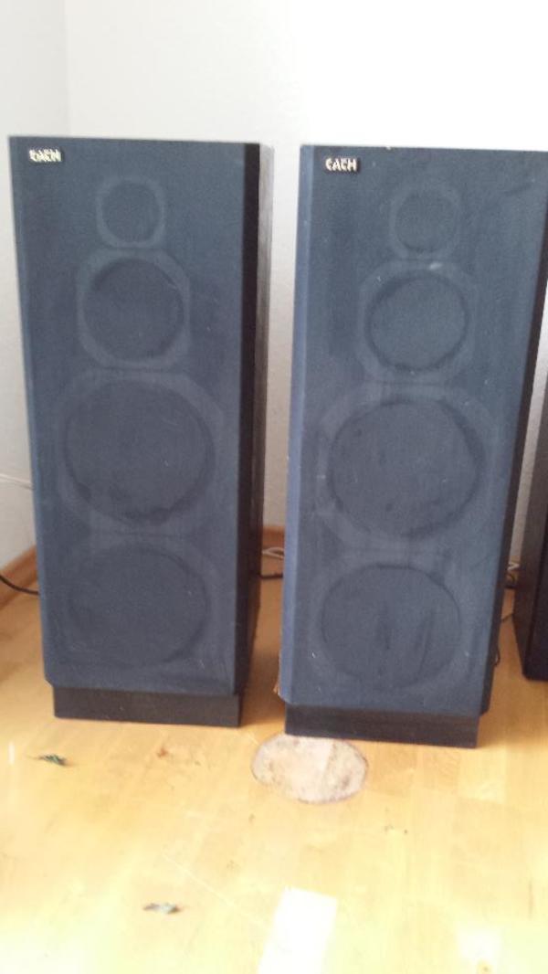 4 wege lautsprecher kaufen gebraucht und g nstig. Black Bedroom Furniture Sets. Home Design Ideas