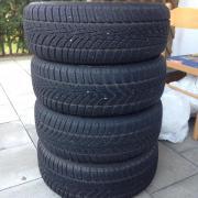 4x Winterrreifen Dunlop