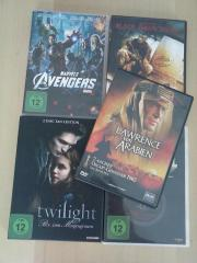 5 NEUWERTIGE DVDS