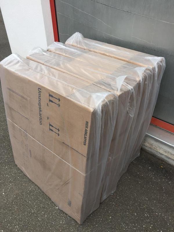 50x st ck umzugskartons zu verkaufen neu unbenutzt in zirndorf umzugskartons verpackung. Black Bedroom Furniture Sets. Home Design Ideas