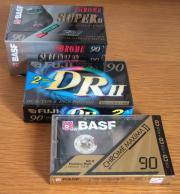 6 Audiokassetten in