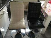 6* Moderne Esszimmerstühle