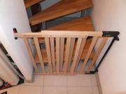6 Treppenschutzgitter Buche