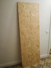 6 x Kompaktholz