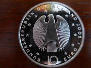 9x 10EUR Münzen