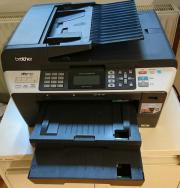 A3 Multifunktionsdrucker Fax, Scanner, Kopierer Brother MFC-6490CW Super Multifunktionsgerät bis DIN A3 mit LAN und WLAN und 2 Papierkassetten (je z. B. für A3 und ... 60,- D-80687München Au Heute, 16:43 Uhr, München Au - A3 Multifunktionsdrucker Fax, Scanner, Kopierer Brother MFC-6490CW Super Multifunktionsgerät bis DIN A3 mit LAN und WLAN und 2 Papierkassetten (je z. B. für A3 und