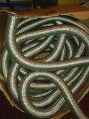 Abgasschlauch Metallgewebe 50