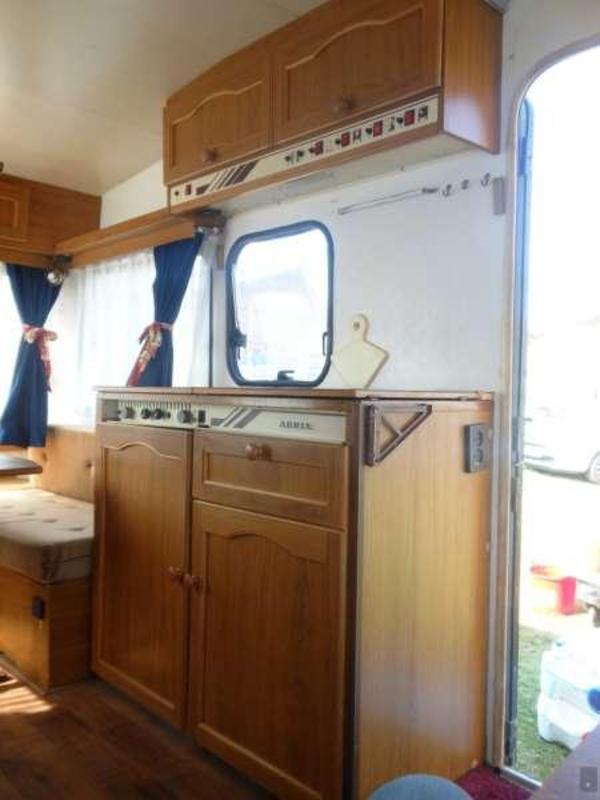 Bild 4 Adria Gepflegter Wohnwagen Wohnmobil Camping