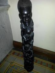 Afrikanische Figur