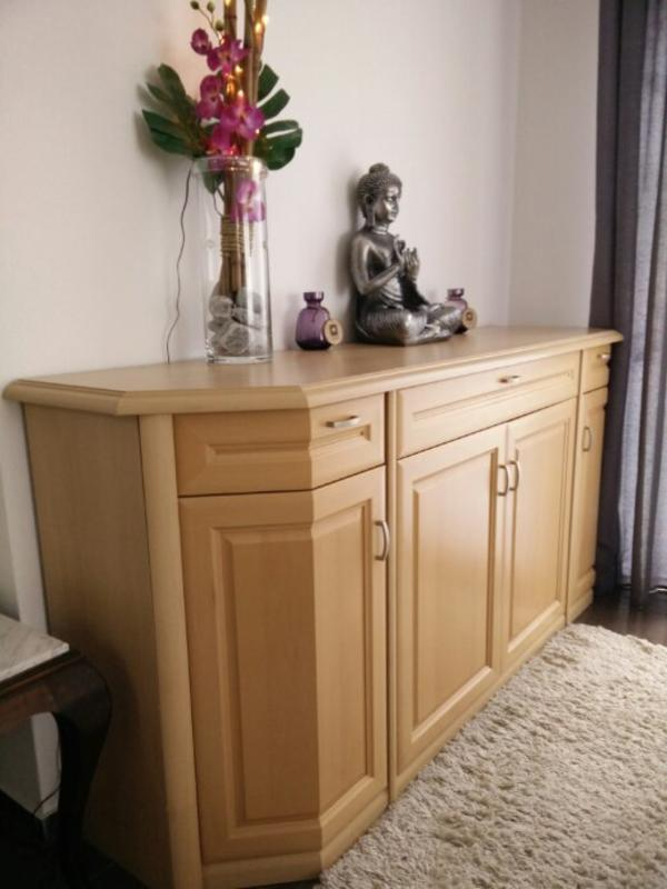 sideboard ahorn kaufen gebraucht und g nstig. Black Bedroom Furniture Sets. Home Design Ideas