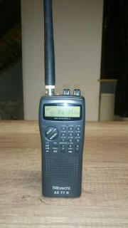 Albrecht AE77H Funkscanner