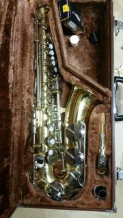 Alt-Saxophon in