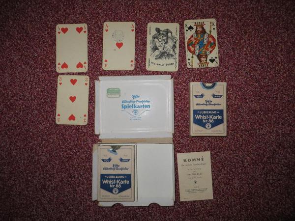 altenburger spielkarten jubil ums whist karte nr 88 romm mit steuerstempel deutsches. Black Bedroom Furniture Sets. Home Design Ideas