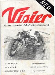 Alternative Motorrad-Zeitschrift