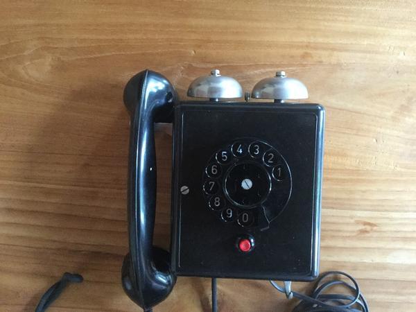 bakelit telefon kaufen gebraucht und g nstig. Black Bedroom Furniture Sets. Home Design Ideas