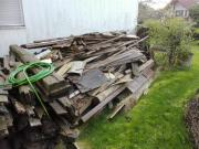 Altholz/Brennholz aus