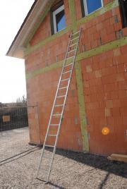 Aluminium- Leiter zu