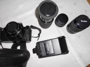 Analoge Kamera REVUEFlex