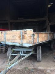 1 achs anh nger in owen traktoren landwirtschaftliche fahrzeuge kaufen und verkaufen ber. Black Bedroom Furniture Sets. Home Design Ideas