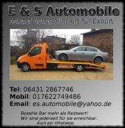 ankauf auto Export ,