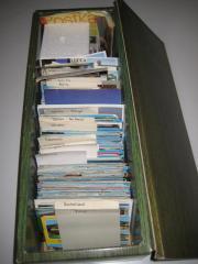 Ansichtskarten-Sammlung