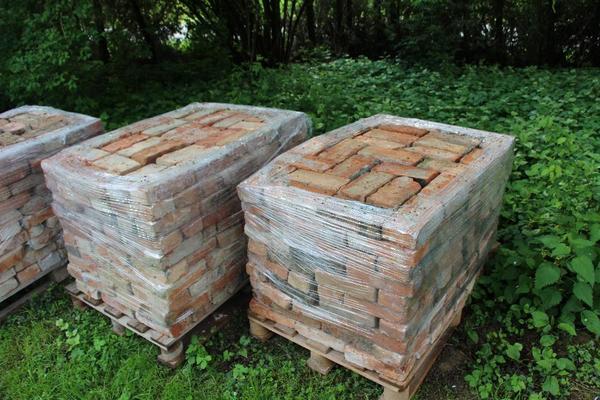 antike backsteine aus abriss in karlsruhe sonstiges material f r den hausbau kaufen und. Black Bedroom Furniture Sets. Home Design Ideas