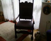 Antiker Stuhlsessel