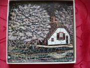 Antikes Häuschen Puzzle