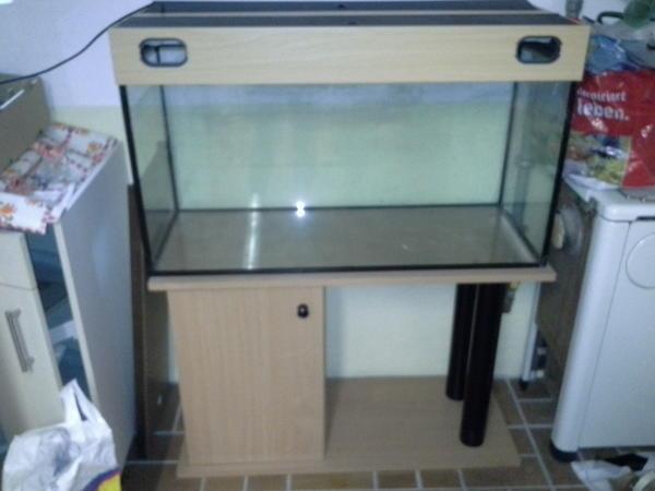 aquarium ca 200 l in marbach fische aquaristik kaufen. Black Bedroom Furniture Sets. Home Design Ideas