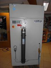 Atemluft-Kompressor Bauer