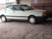 Audi 80, weiß