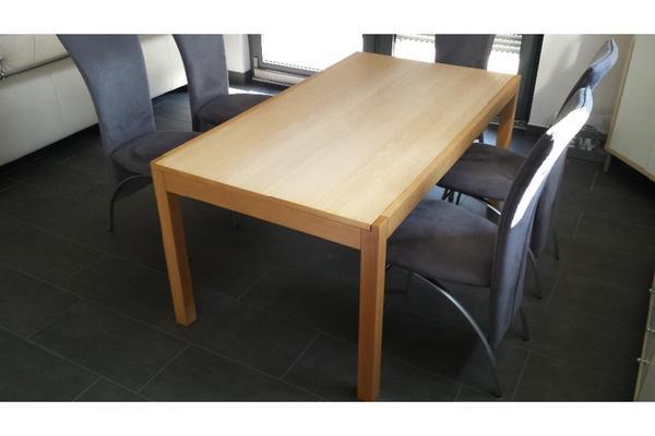 Tisch 160 ausziehbar neu und gebraucht kaufen bei for Esstisch 2m lang